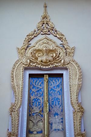 Door of the church   photo
