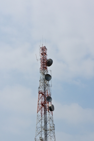 Broadcast tower    photo