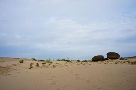 sand at 3000 Bok in thailand 4 photo