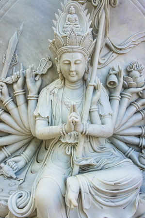Statue of Guanyin 6 photo