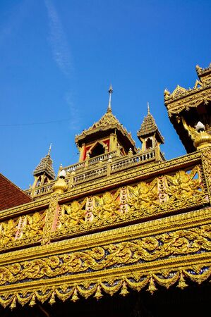 imbedded: Wat Phra That Rueang Rong