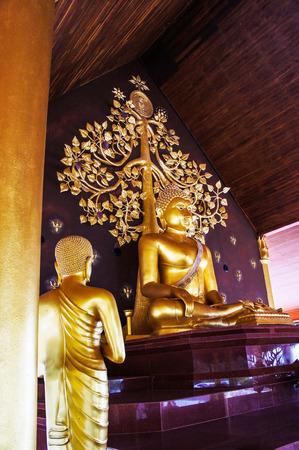 phu: Sirindhorn Wararam Phu Prao Temple