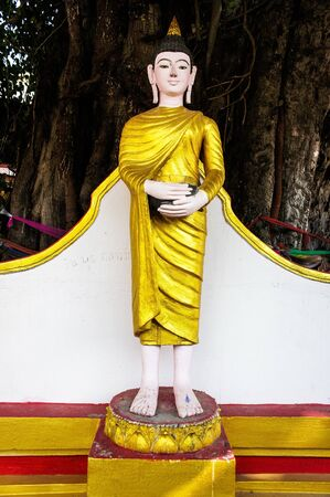 image style: Buddha statue