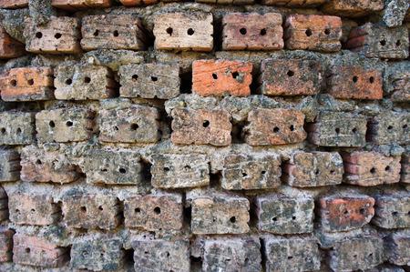 pitting: Patterns of brick