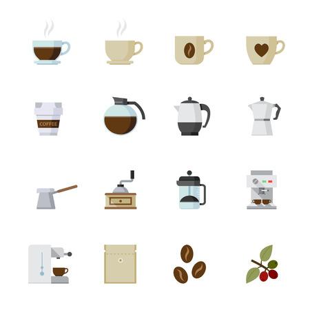 Koffie Pictogrammen