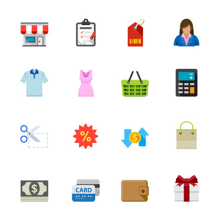 printing icon: Shopping Icons