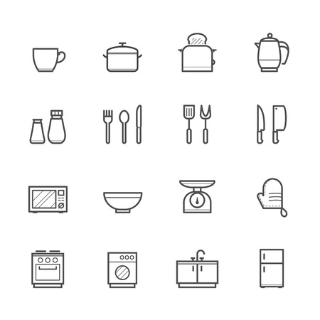 flavoring: Kitchen Icons