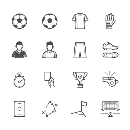 goal cage: Soccer Icons