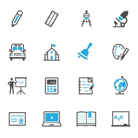 education icons: Education Icons