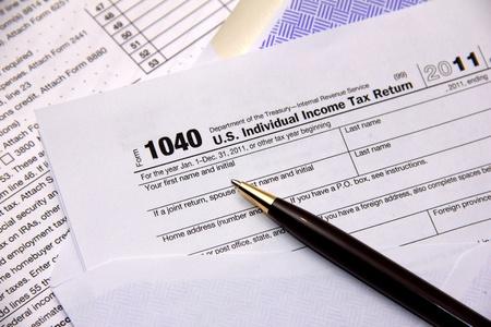 Het indienen van de federale aangifte inkomstenbelasting