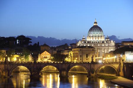 St Peters basilica vatican italy