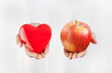 diet healthy: La dieta sana y la nutrici�n para el concepto de p�rdida de peso
