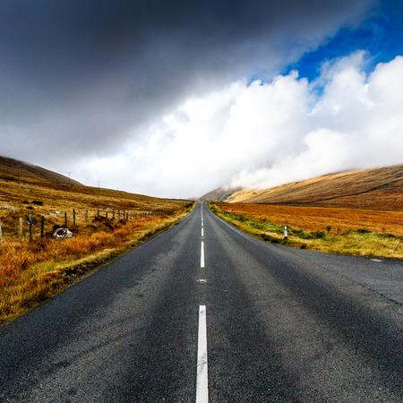 northern ireland: Mourne Mountains, County Down, Northern Ireland