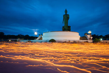 puja: Important day in buddha religion, Magha Puja Day