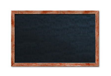 Empty Chalk Board