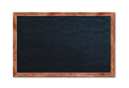 Empty Chalk Board