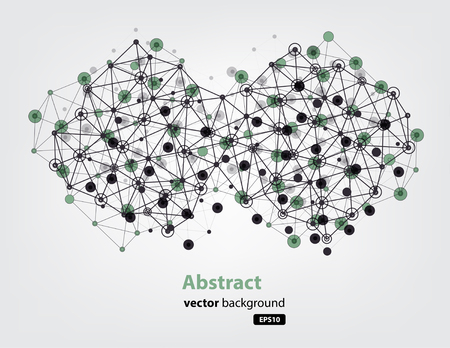 abstract business: Modern Abstract business infographics  Illustration