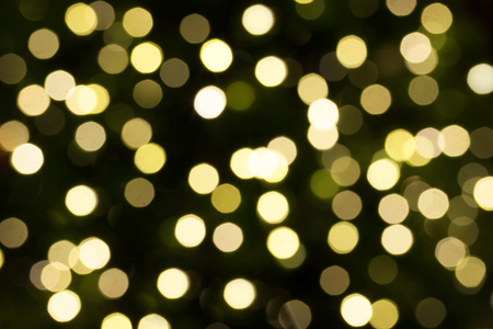 cau: Abstract bokeh background of Christmas light, You cau use  bokeh background for celeblation desing and theme concept,  bokeh background Caused by imaging techniques. Stock Photo