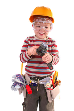 Boy Builder photo