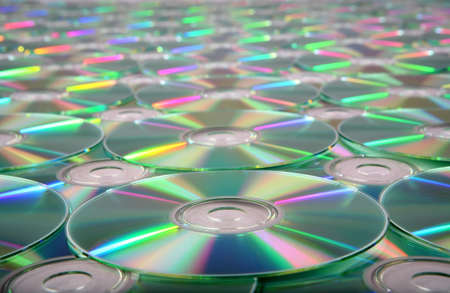 CD - DVD の背景