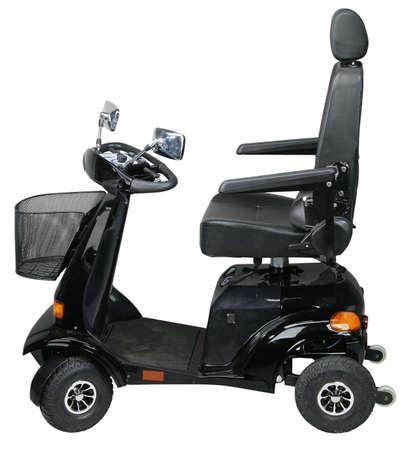 Wheelchair Standard-Bild