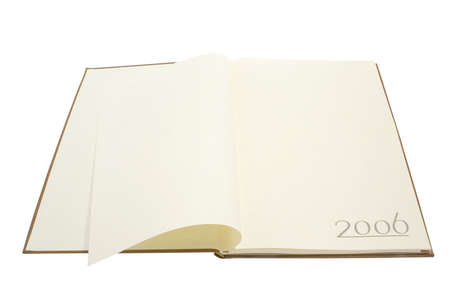 rote: Calendar Stock Photo