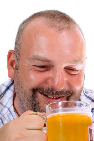 Drunk Man   Stock Photo - 3816392