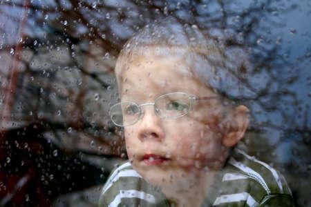 rainy day Standard-Bild
