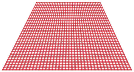 Popular background pattern for picnics photo