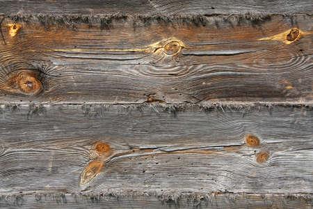 Grungy wooden textured background photo