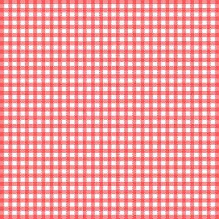 Popular background pattern for picnics Illustration