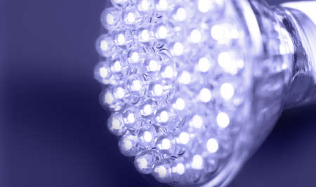 led: Newest LED light bulb technology is 90% more efficient than incandescent or halogen bulbs