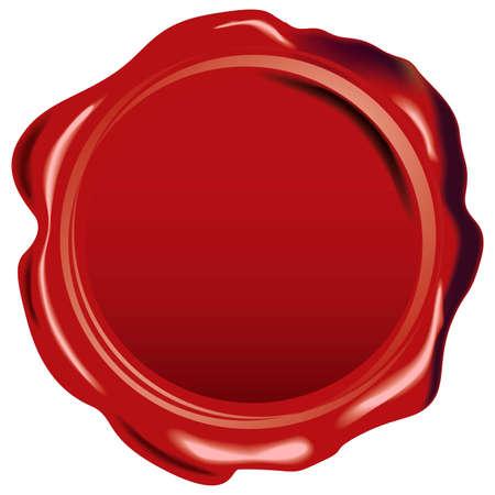 Junta de goma sello con el lugar para su texto o logotipo Logos