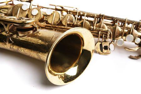 색소폰. 악기