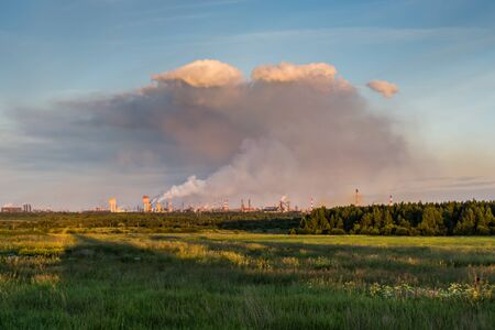 paesaggio industriale: The industrial landscape