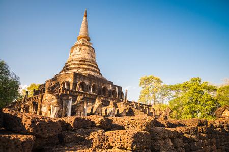 Si Satchanalai historical park, Sukhothai Thailand