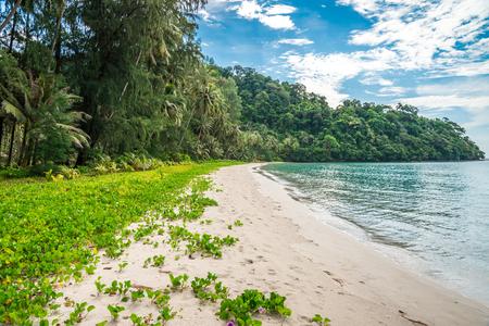 Beautiful tropical island beach - Koh Kood, Trat Thailand Stock fotó