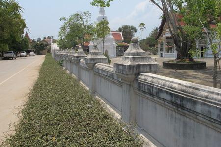 thani: ancient remains at Surat Thani Province