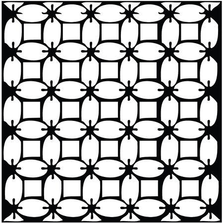 Seamless wallpaper pattern  Vector