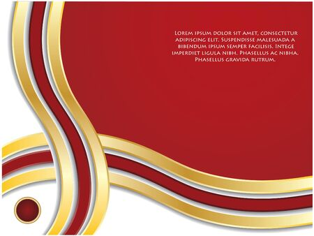 website backgrounds: Abstract red background Illustration