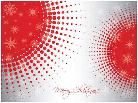 Special Christmas background Vector