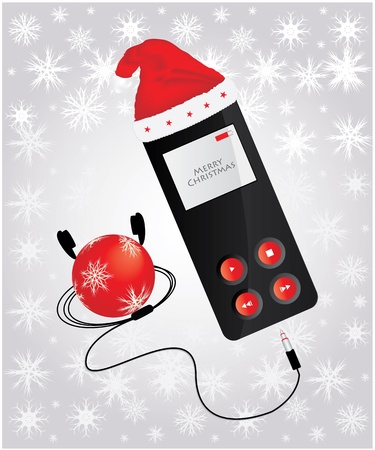special edition: mp3 player - special edition Illustration