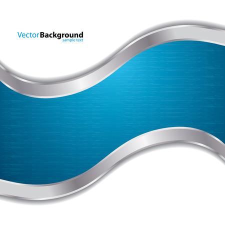 spécial fond bleu Vecteurs