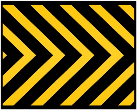 diagonal lines: under construction sign