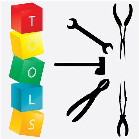 trabajo manual: Instrumentos Vectores