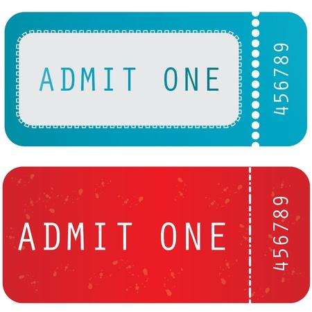 admit one ticket: Ticket