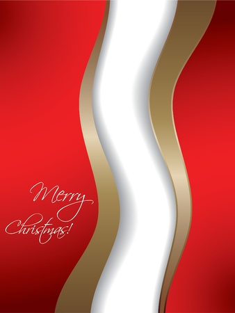 yule: special red christmas background