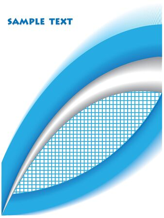 blue special background Vector