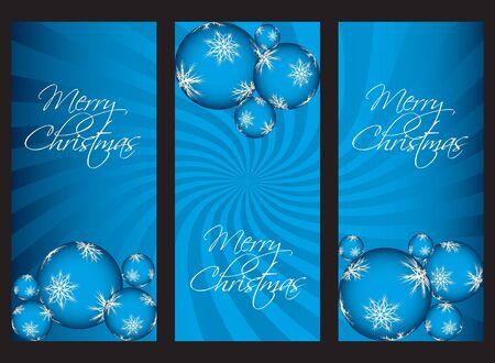 Elegant Christmas banners Stock Vector - 11213974