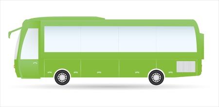 passenger buses: especial de autobuses de la ciudad verde